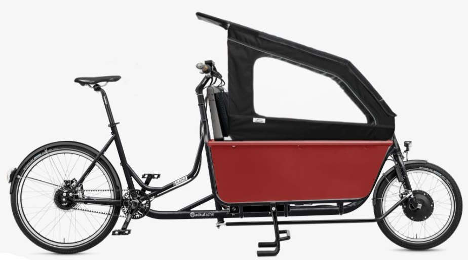 Cargobike Rapid