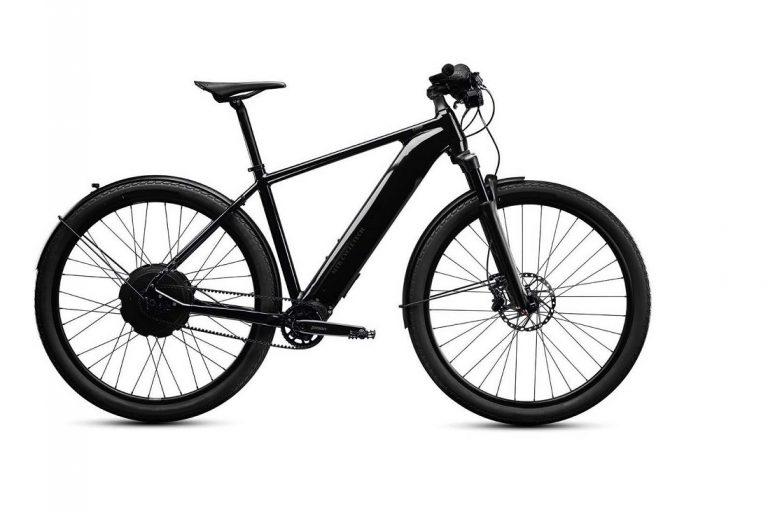 E-Bike 25 km/h mit Neodrives Heckmotor